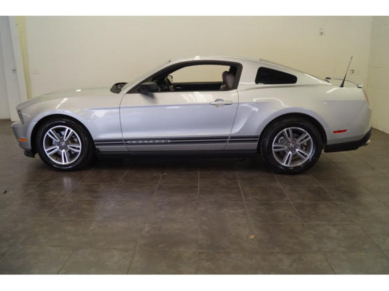 2012 Ford Mustang for sale at FREDY'S USED CAR SALES in Houston TX
