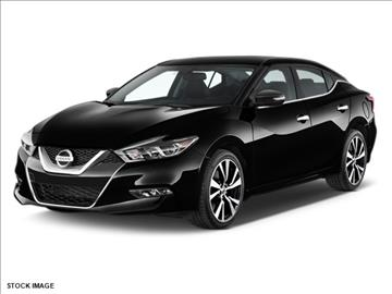 2016 Nissan Maxima for sale at FREDY'S USED CAR SALES in Houston TX