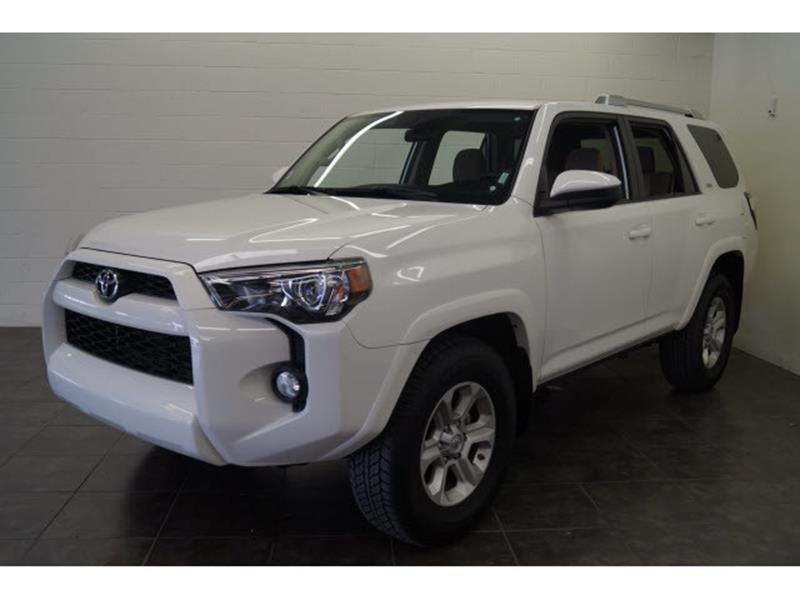 2017 Toyota 4Runner for sale at FREDY'S USED CAR SALES in Houston TX