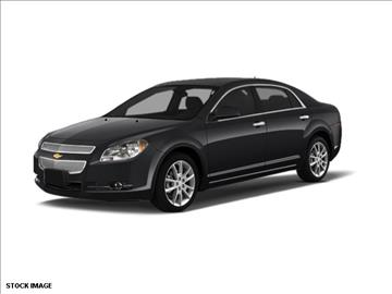 2012 Chevrolet Malibu for sale at FREDY'S USED CAR SALES in Houston TX
