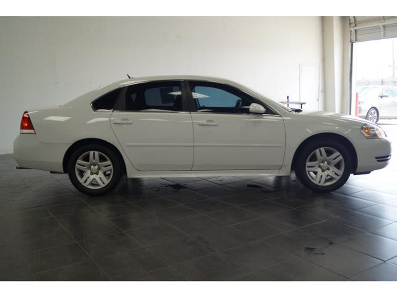 2012 Chevrolet Impala for sale at FREDY'S USED CAR SALES in Houston TX