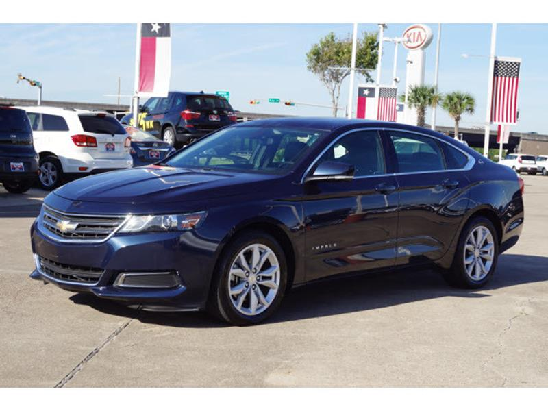 2016 Chevrolet Impala for sale at FREDY'S USED CAR SALES in Houston TX