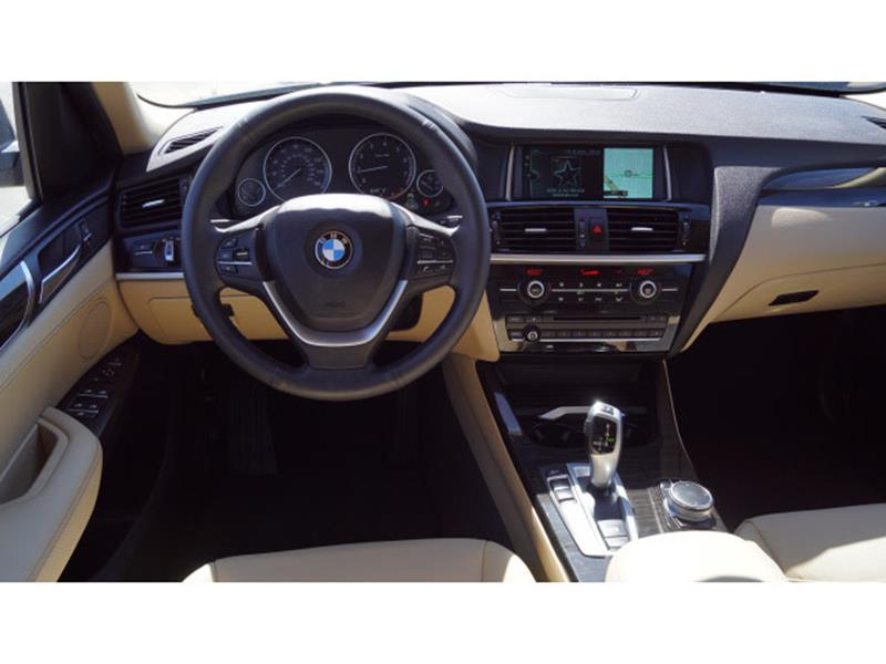 2017 BMW X3 for sale at FREDY'S USED CAR SALES in Houston TX