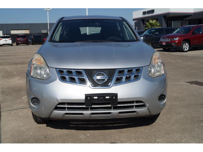 2011 Nissan Rogue for sale at FREDY'S USED CAR SALES in Houston TX