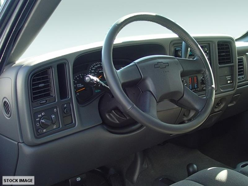 2006 Chevrolet Silverado 1500 for sale at FREDY'S USED CAR SALES in Houston TX
