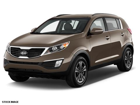 2015 Kia Sportage for sale at FREDY'S USED CAR SALES in Houston TX