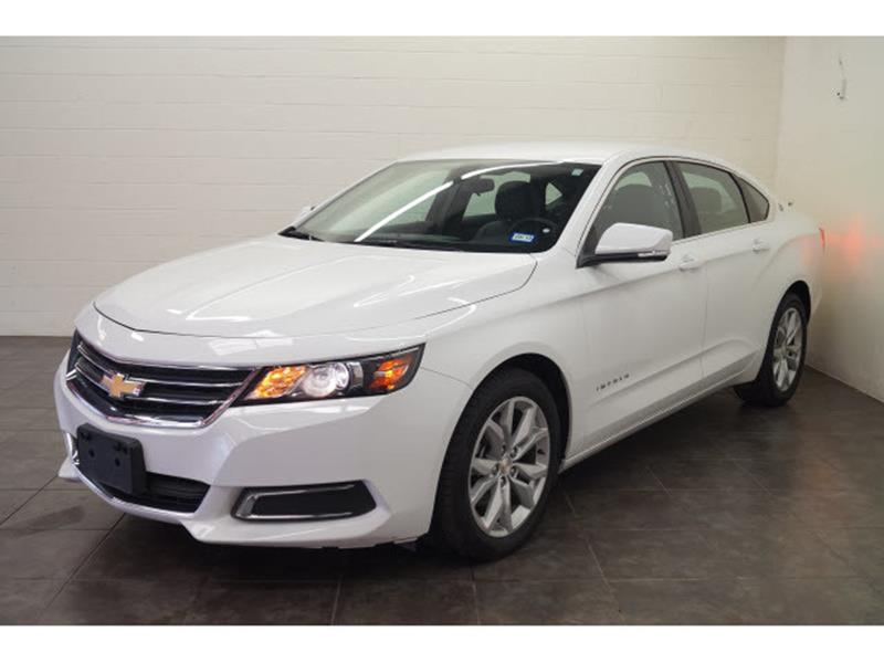 2017 Chevrolet Impala for sale at FREDY'S USED CAR SALES in Houston TX