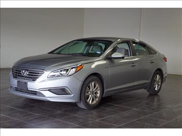 2017 Hyundai Sonata for sale at FREDY'S USED CAR SALES in Houston TX