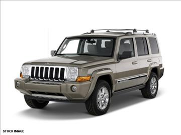 2008 Jeep Commander for sale at FREDY'S USED CAR SALES in Houston TX