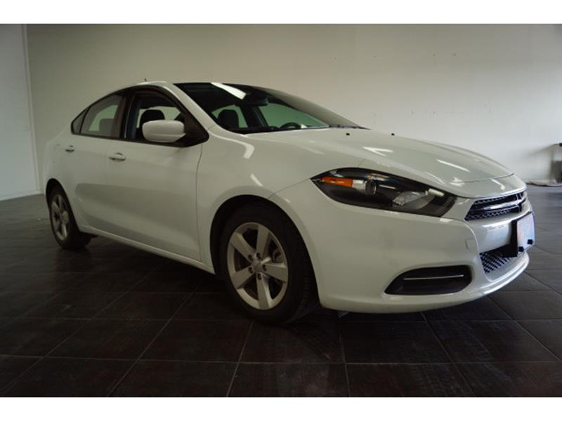 2015 Dodge Dart for sale at FREDY'S USED CAR SALES in Houston TX