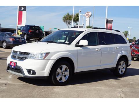 2011 Dodge Journey for sale at FREDY'S USED CAR SALES in Houston TX
