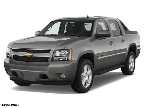 2007 Chevrolet Avalanche for sale at FREDY'S USED CAR SALES in Houston TX