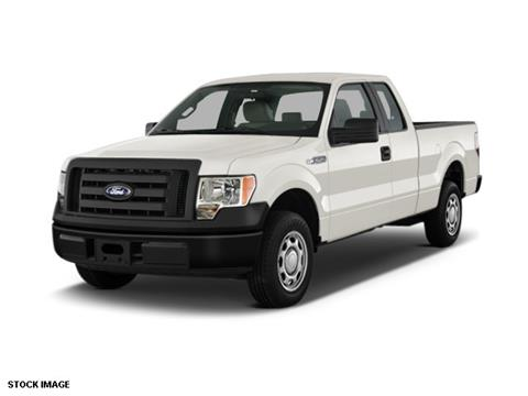 2012 Ford F-150 for sale at FREDY'S USED CAR SALES in Houston TX