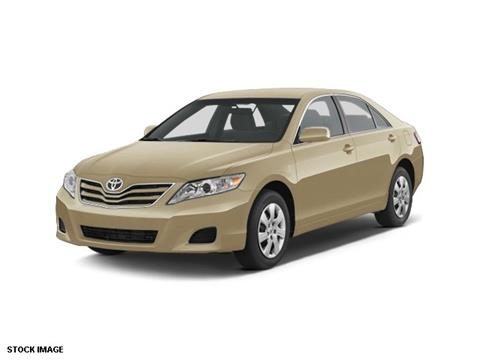 2011 Toyota Camry for sale in Houston, TX