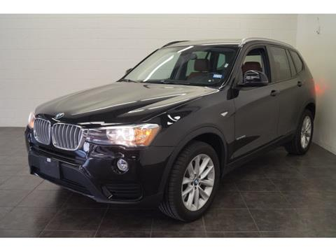 2017 BMW X3 for sale in Houston, TX