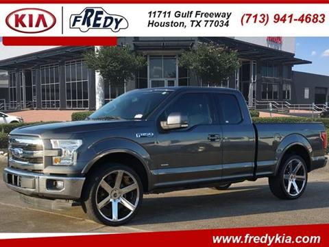 2015 Ford F-150 for sale in Houston, TX