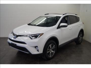 2016 Toyota RAV4 for sale at FREDY'S USED CAR SALES in Houston TX