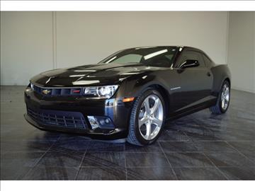 2014 Chevrolet Camaro for sale at FREDY'S USED CAR SALES in Houston TX