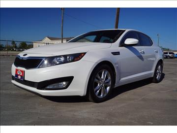 2012 Kia Optima for sale at FREDY'S USED CAR SALES in Houston TX