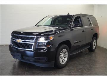 2016 Chevrolet Tahoe for sale at FREDY'S USED CAR SALES in Houston TX