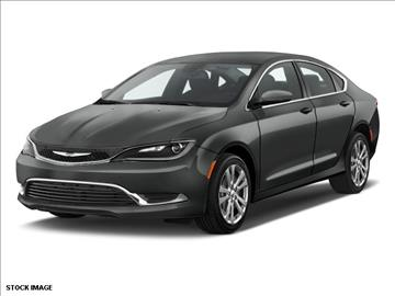 2015 Chrysler 200 for sale at FREDY'S USED CAR SALES in Houston TX
