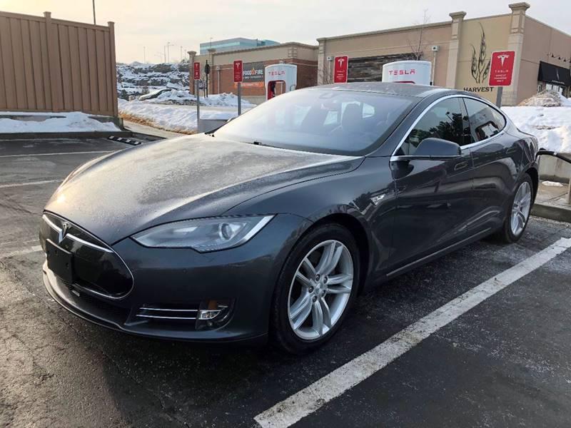 2015 Tesla Model S 60 In Scranton, PA - Vullo Motors Inc.