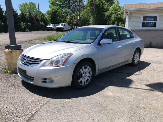 2012 Nissan Altima for sale at Vullo Motors Inc. in Scranton PA