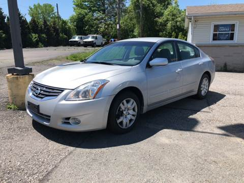 2012 Nissan Altima for sale at Vullo Motors Inc. in Scranton PA