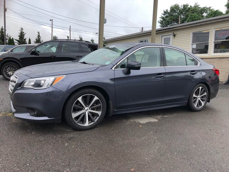 2015 Subaru Legacy for sale at Vullo Motors Inc. in Scranton PA