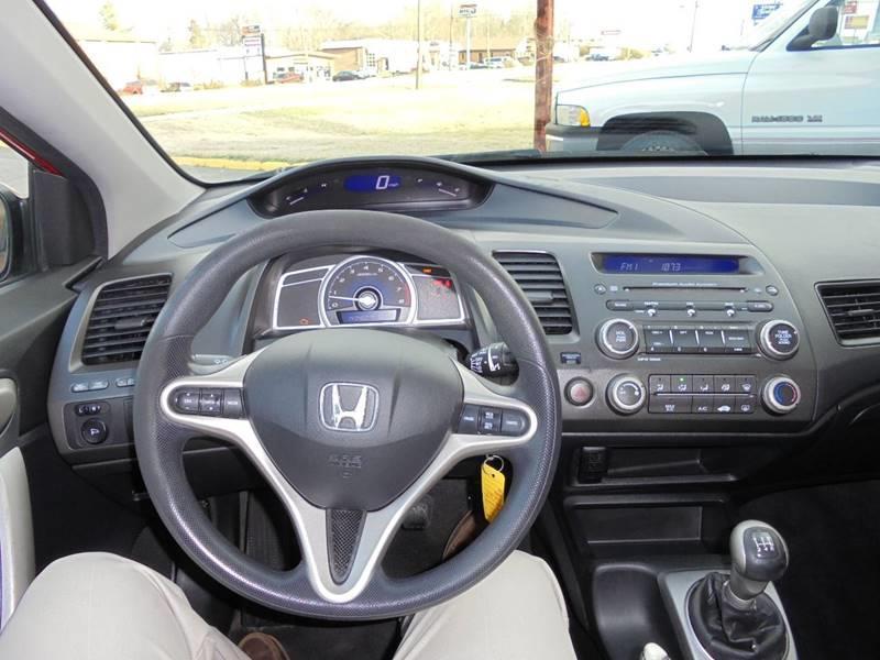 2008 Honda Civic EX 2dr Coupe 5M - Elizabethtown KY