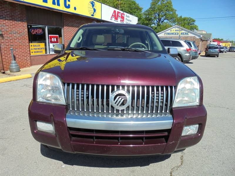 2008 Mercury Mountaineer AWD Premier 4dr SUV V8 - Radcliff KY