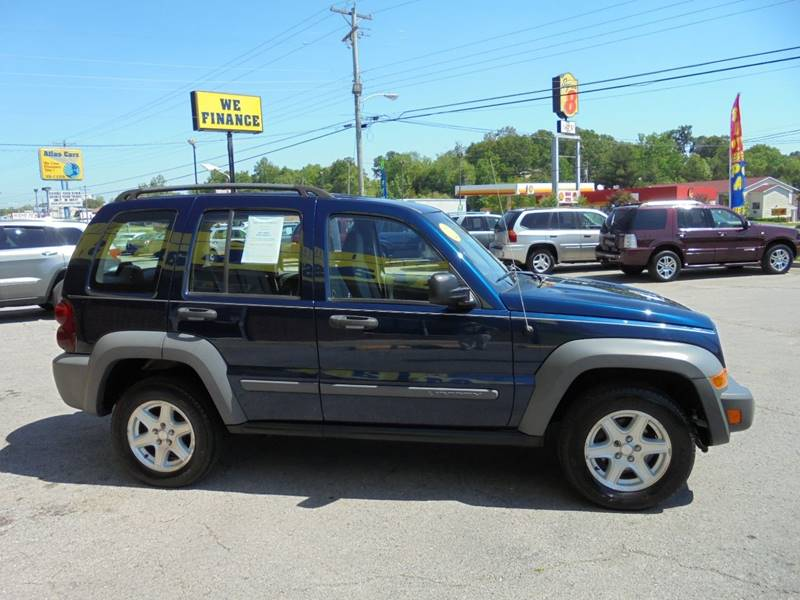 2005 Jeep Liberty Sport 4WD 4dr SUV - Radcliff KY