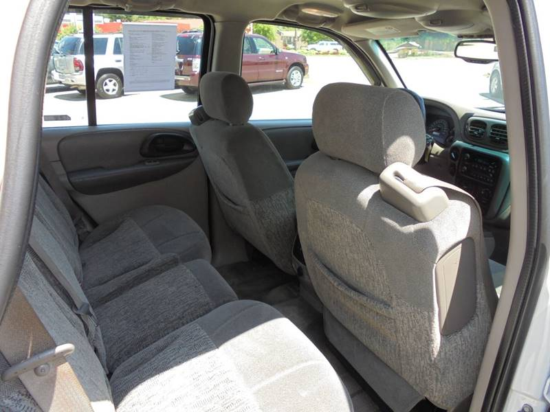 2002 Chevrolet TrailBlazer LS 4WD 4dr SUV - Radcliff KY