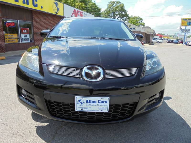 2008 Mazda CX-7 AWD Grand Touring 4dr SUV - Radcliff KY