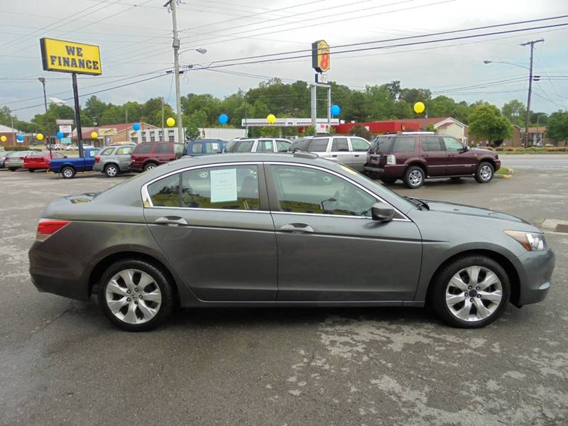 2008 Honda Accord EX-L 4dr Sedan 5A - Elizabethtown KY