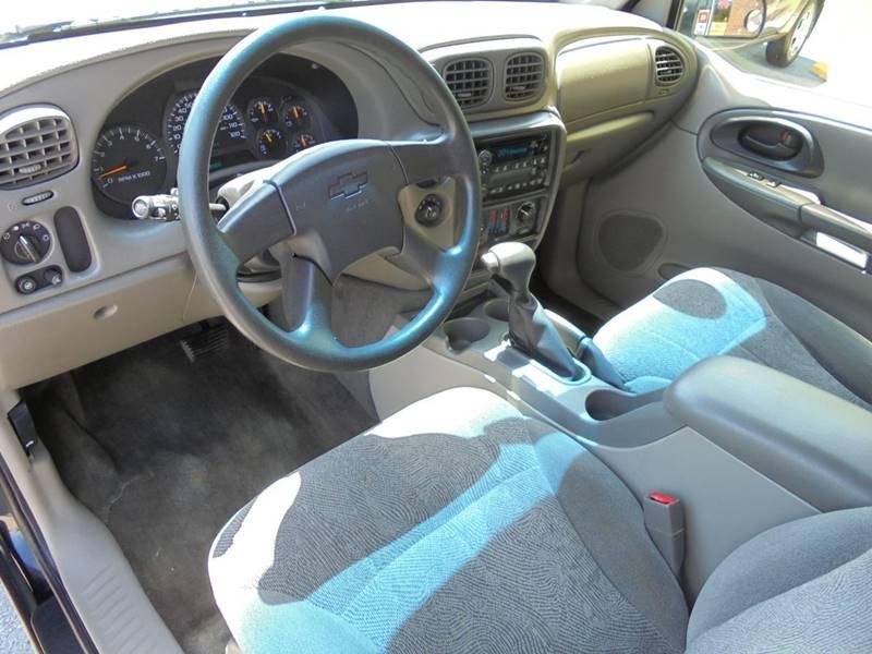 2004 Chevrolet TrailBlazer LS 4WD 4dr SUV - Radcliff KY