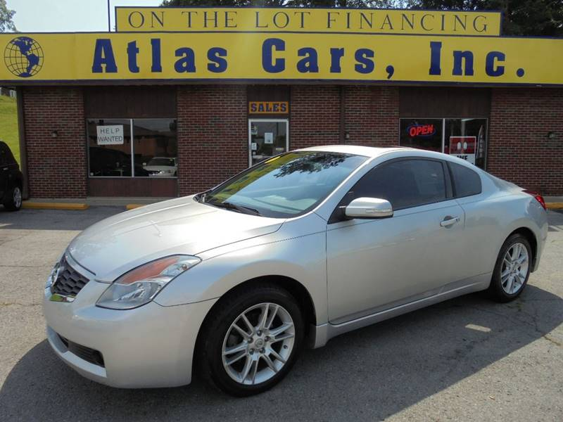 2008 Nissan Altima 3.5 SE In Radcliff KY - Atlas Cars Inc.