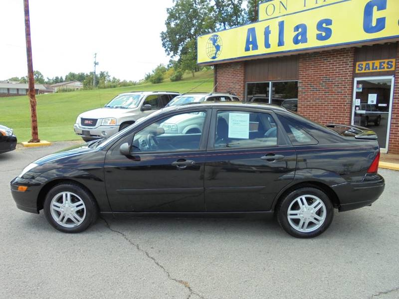 2001 Ford Focus SE 4dr Sedan - Radcliff KY