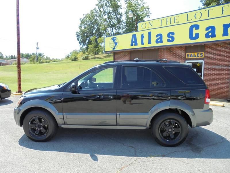 2003 Kia Sorento LX 4WD 4dr SUV - Radcliff KY
