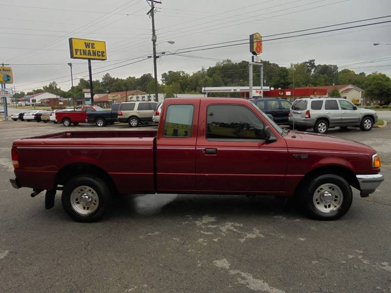 1997 Ford Ranger 2dr XL Extended Cab SB - Radcliff KY