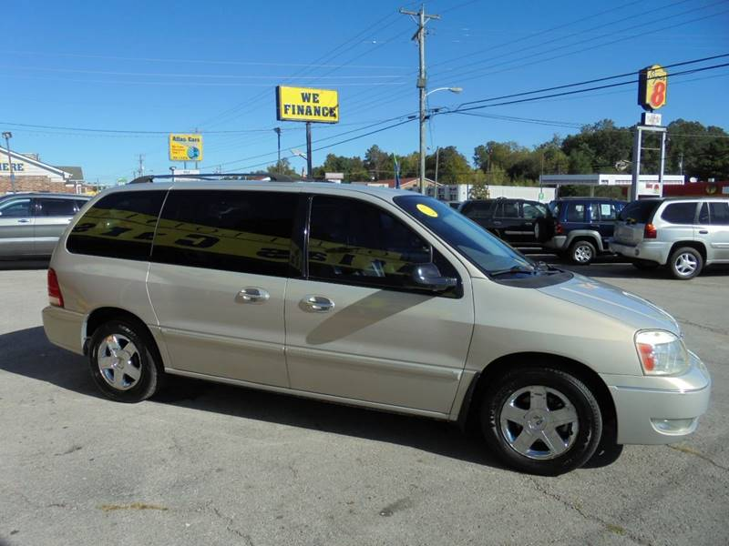 2006 Ford Freestar Limited 4dr Mini Van In Radcliff KY