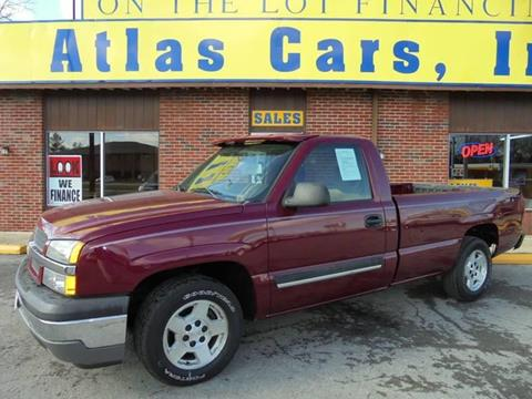 2005 Chevrolet Silverado 1500 for sale in Radcliff, KY