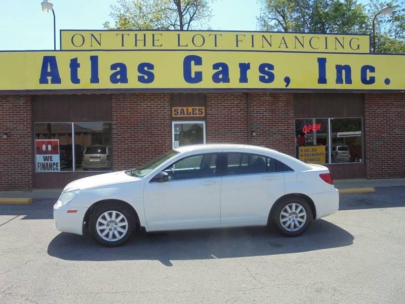 2010 Chrysler Sebring for sale at Atlas Cars Inc. - Elizabethtown Lot in Elizabethtown KY