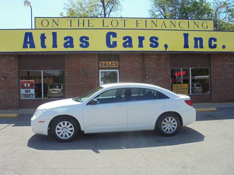 2010 Chrysler Sebring for sale at Atlas Cars Inc. - Elizabethtown Lot in Elizabethtown KY