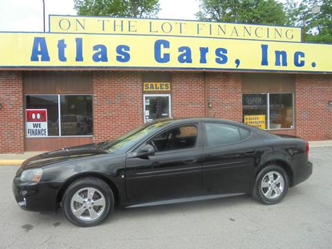 2008 Pontiac Grand Prix for sale in Radcliff, KY