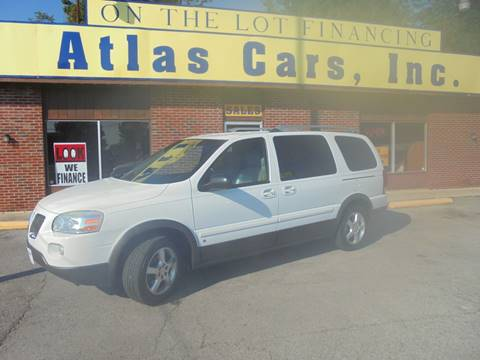 2006 Pontiac Montana SV6 for sale in Radcliff, KY