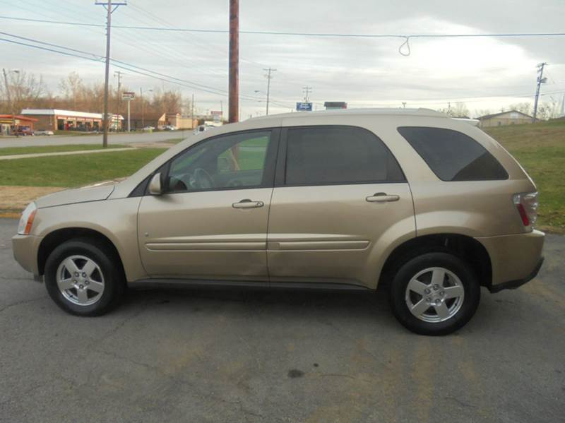 2006 chevrolet equinox awd lt 4dr suv in radcliff ky. Black Bedroom Furniture Sets. Home Design Ideas