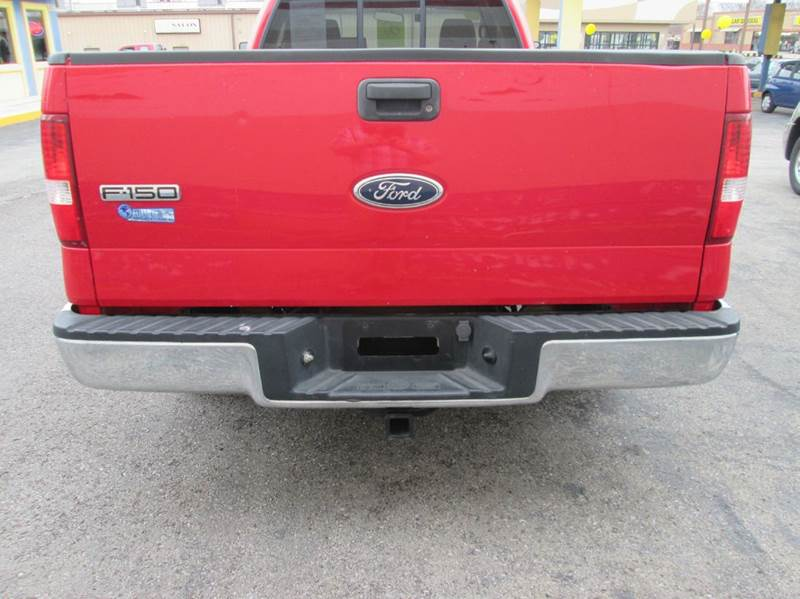 2005 Ford F-150 2dr Standard Cab XL Rwd Styleside 6.5 ft. SB - Radcliff KY