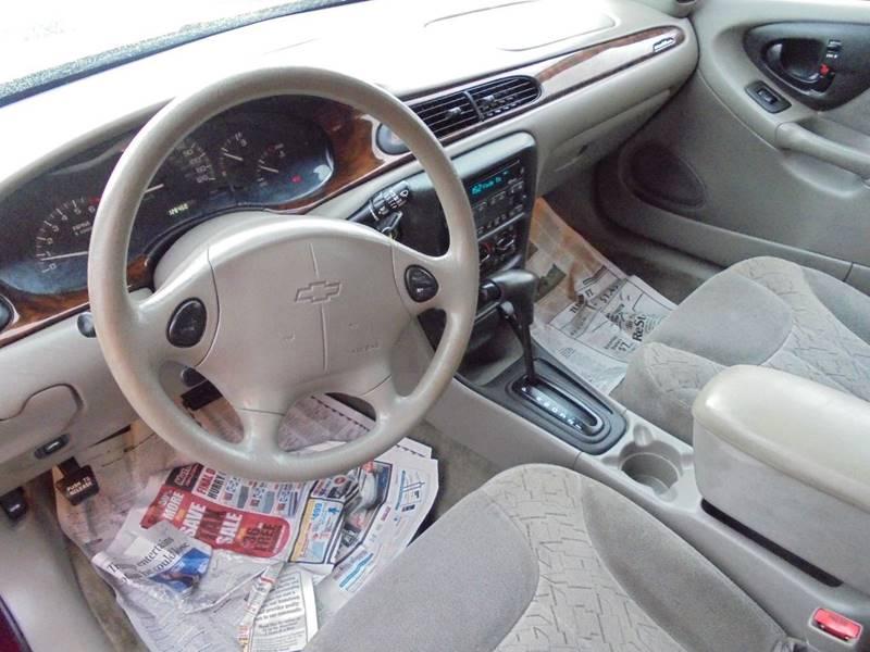 2002 Chevrolet Malibu LS 4dr Sedan - Radcliff KY