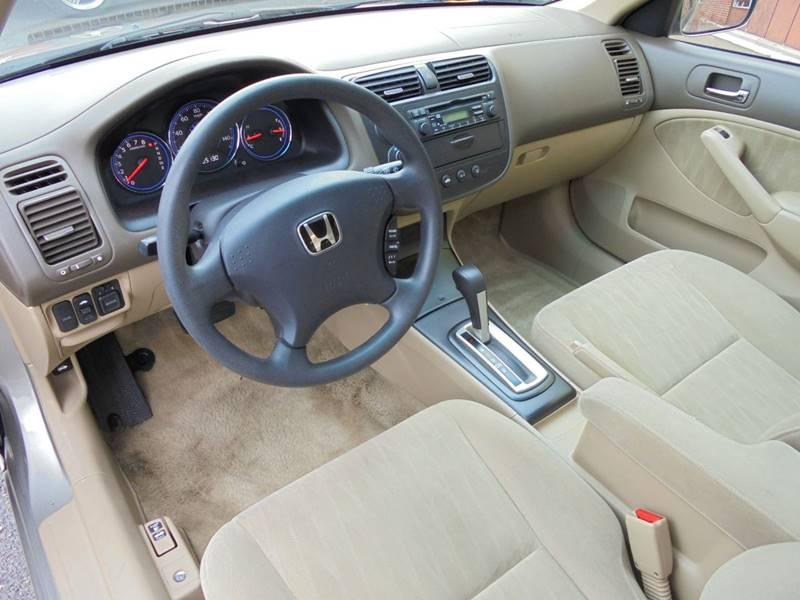 2004 Honda Civic EX 4dr Sedan - Radcliff KY
